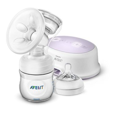 Avent electric breast pump, single