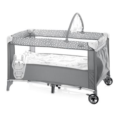 Jane duo level travel cot