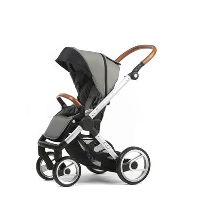 Mutsy Evo stroller with puschair seat